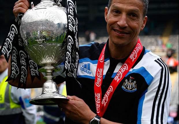 Chris Hughton bans all talk of relegation at Newcastle United