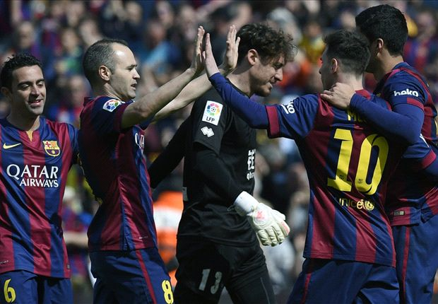 Barcelone 6-1 Rayo Vallecano : Spectacle du leader