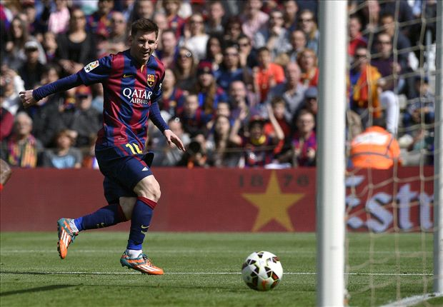Barcelona 6-1 Rayo Vallecano: Messi shines as hosts go top