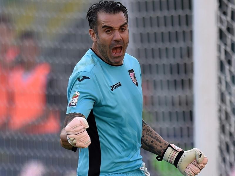 Sorrentino dice addio al Palermo: Ho deciso di non rinnovare, torno a casa