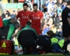 Skrtel 'fine' after heavy fall