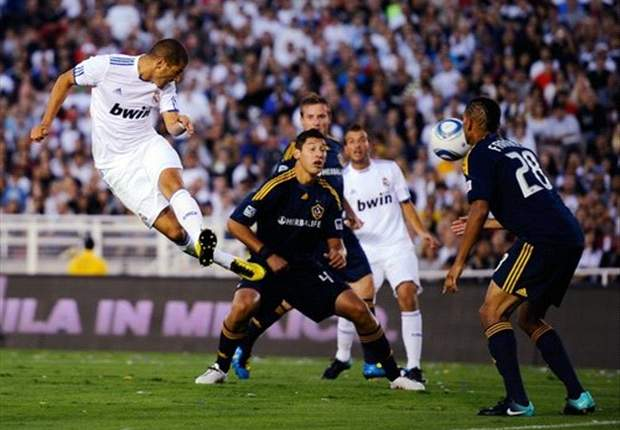 Real Madrid boss Jose Mourinho applauds team's winning mentality after LA Galaxy victory