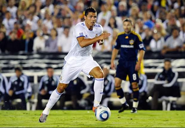 Cristiano Ronaldo & Lassana Diarra injured in Real Madrid's scoreless draw against Mallorca