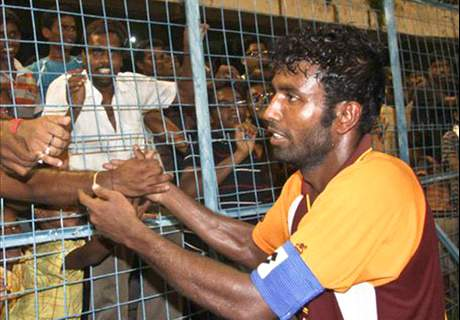 Lalkamal, Snehashish out of ISL pool