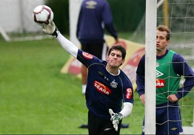Rafael recupera o joelho e volta ao Santos