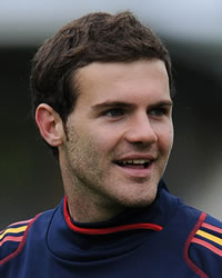Juan Mata, Spain International