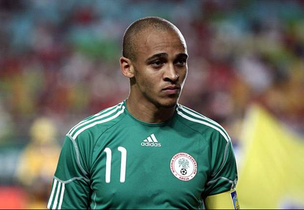 Odemwingie: This could be my last Nations Cup