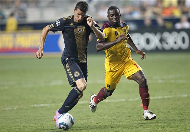 Philadelphia Union And Real Stand Toe To Toe