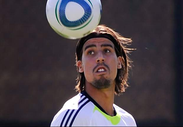 Germany Midfielder Sami Khedira Issues Michael Ballack Challenge