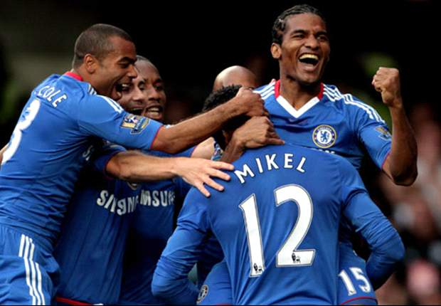 Chelsea Winger Florent Malouda Hails Blues' Character After Rout Of Baggies