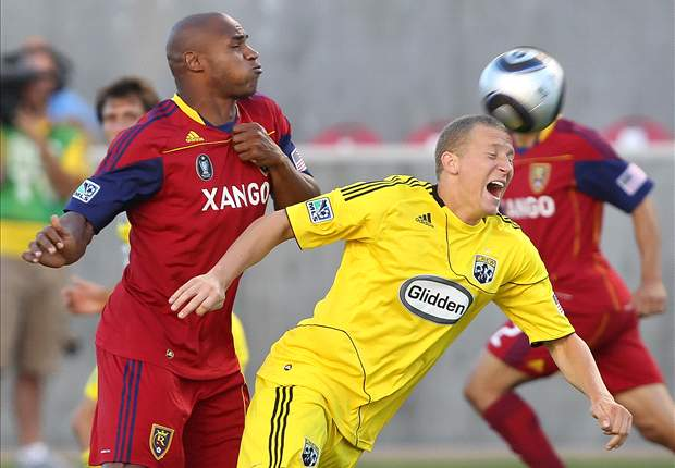 Columbus Crew 0-0 Real Salt Lake: CONCACAF Champions Match