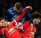 Player Ratings: Man Utd 1-2 Arsenal