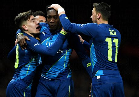 FA confirms Arsenal cup semi-final date