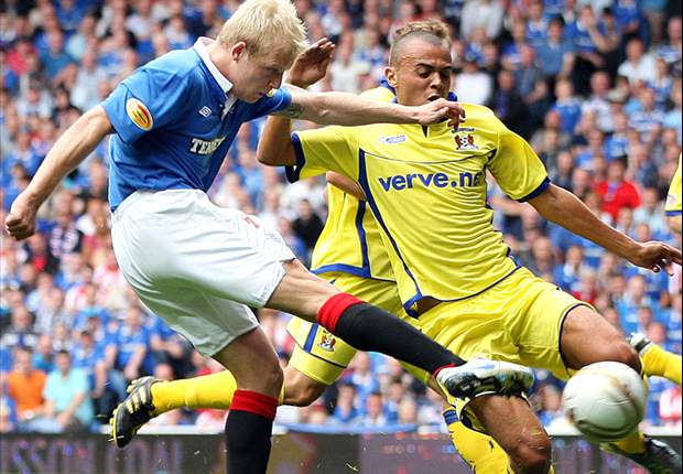 Rangers 1-0 Bursaspor: Steven Naismith Goal Ends European Drought For Scottish Champions