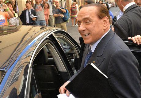 Berlusconi e il derby: