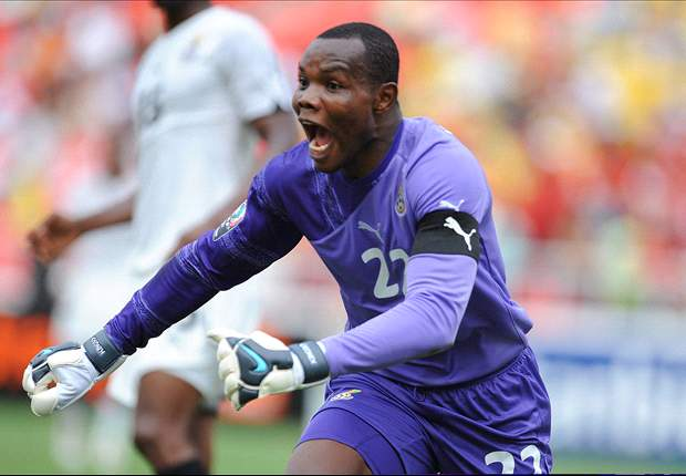 Richard Kingson deserves Ghana's World Cup call - Laryea Kingston