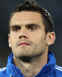 Alexandros Tziolis, Greece International