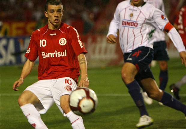 Internacional's Andres D'Alessandro Admits He Could Leave Brazil