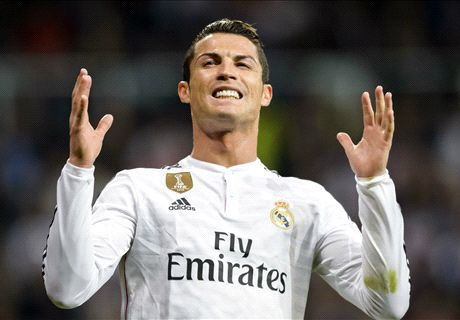 Ronaldo's rude gestures not helping