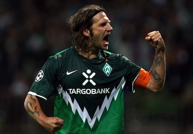 Torsten Frings wird am 7. September zum letzten Mal im Werder-Trikot auflaufen