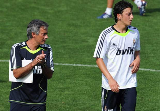 Jose Mourinho to scrap 4-2-3-1 in favour of 4-3-3 Real Madrid formation - report