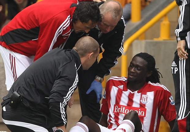 Newcastle United 1-2 Stoke City: Kenwyne Jones header and James Perch own goal seals second half fight-back