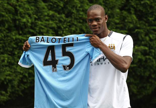 Mario Balotelli Eager To Impress With Italy & Manchester City