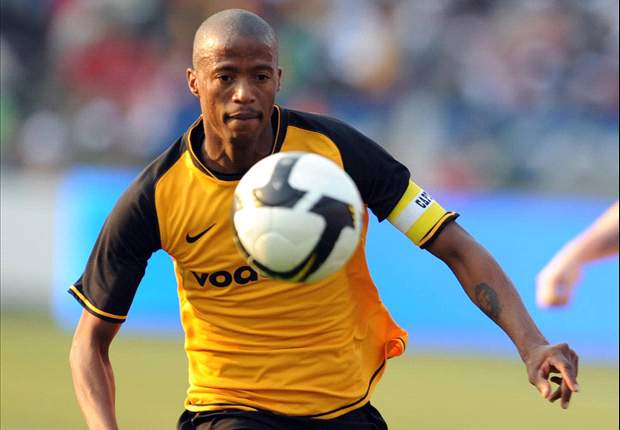 Former Kaizer Chiefs skipper Jimmy Tau