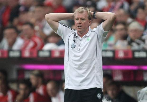 Wolfsburg's Season Begins On Saturday Against Borussia Dortmund - Steve McClaren