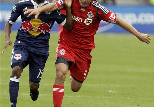 Dane Richards Rewrites His Story Following DP Additions To New York Red Bulls