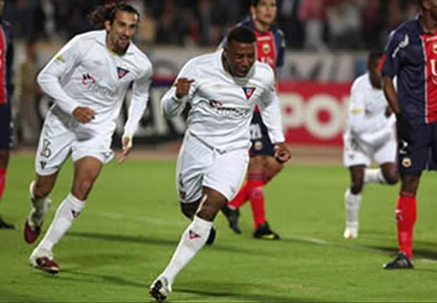 Ángel Cheme desea abandonar Liga de Quito