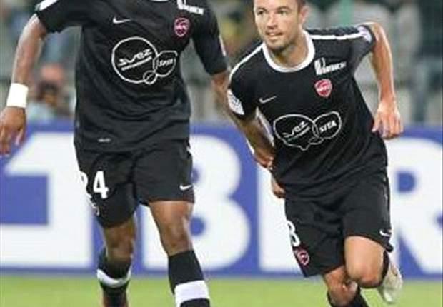 Valenciennes 1-1 Saint-Etienne: Gael Danic Denies Les Verts