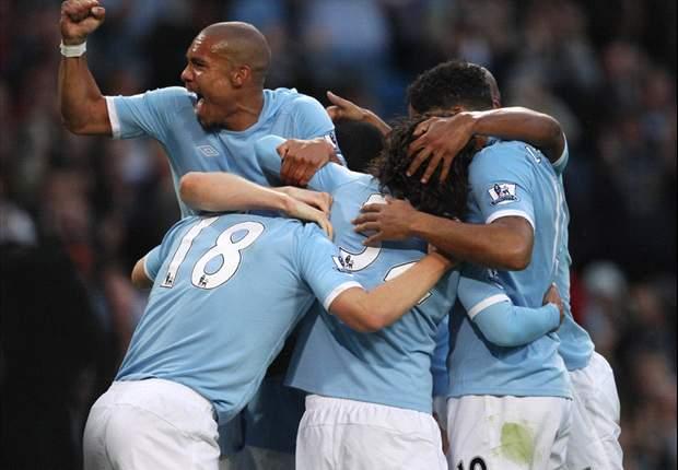 Manchester City Midfielder Nigel de Jong Insists Consistency Is Key In Title Challenge This Season