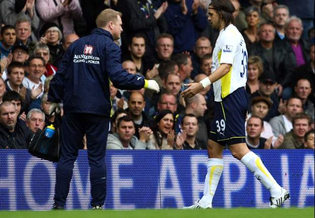 Jonathan Woodgate's career in jeopardy - Tottenham manager Harry Redknapp