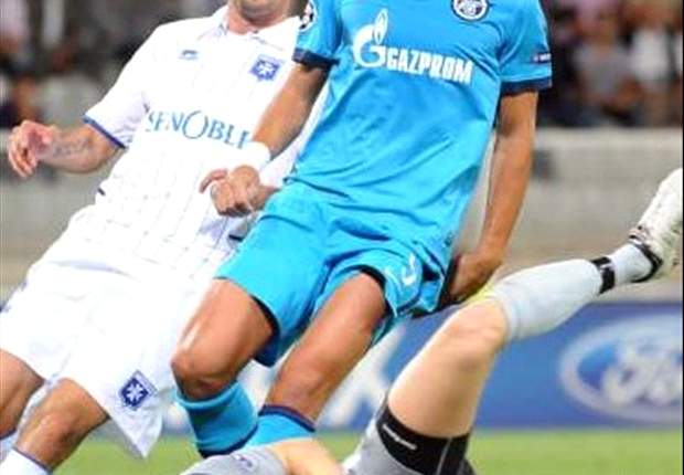 Zenit St Petersburg Defender Fernando Meira Attracted By Lazio Idea