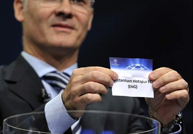 Champions League Loting Picture: Loting Champions League