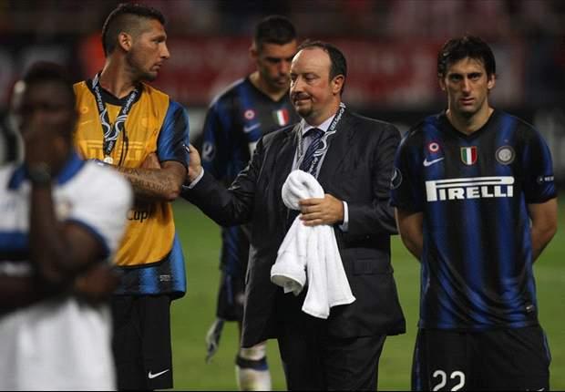 Marco Materazzi Tak Pernah Memercayai Rafa Benitez