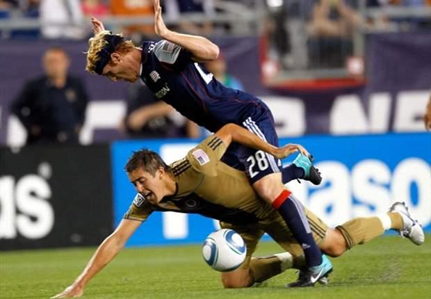 MLS Preview: New England Revolution - Philadelphia Union