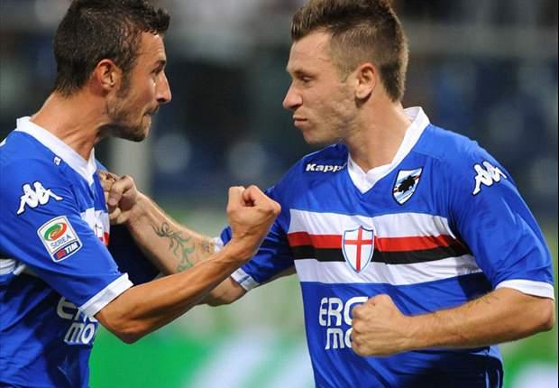 Antonio Cassano Set To Be Fit For Italy's Euro 2012 Qualifier Against Estonia - Report