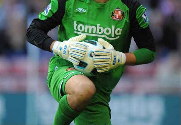 Mignolet: Di Canio is uniting Sunderland squad