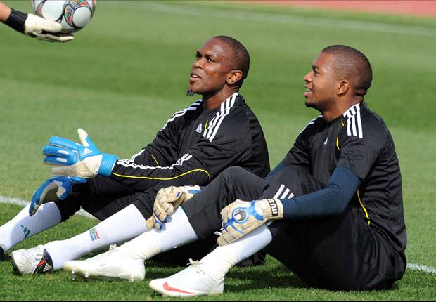 Baloyi: Bafana is ready to go out and fight for the nation