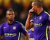 Fernandinho: No problems with Kompany