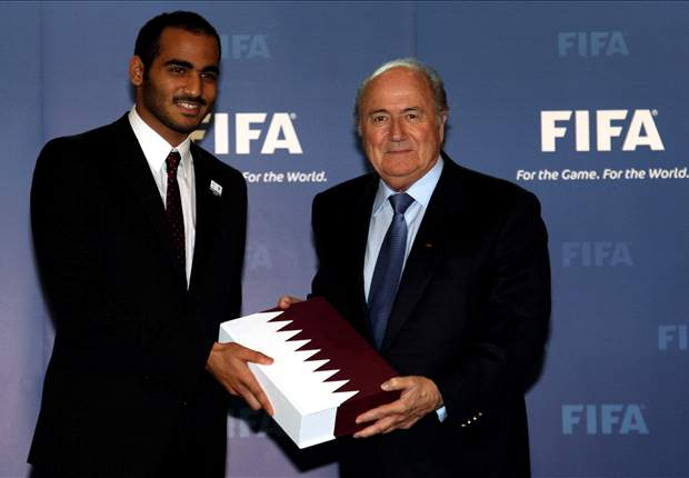 Qatar willing to host 2022 World Cup in winter