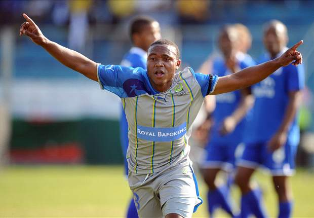 Johnson: No bad blood with Platinum Stars Thuso Phala