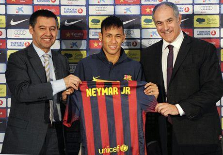 Cae el periodismo en el Caso Neymar