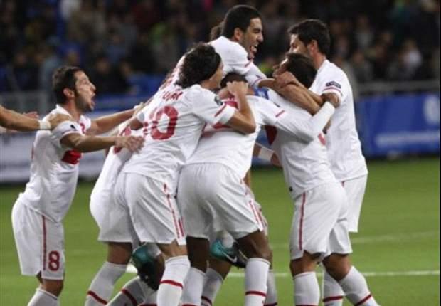 Qualifications Euro 2012 - Tous les résultats !