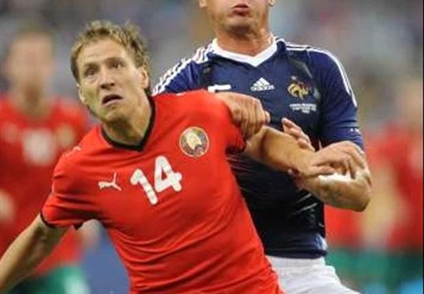 Belarus Coach Bernd Stange Lauds 'Wonderful Start' After France Win