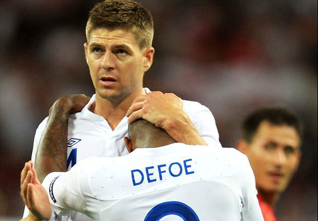 Steven Gerrard disappointed not to retain England captaincy for match with Montenegro