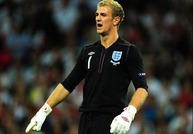 Joe Hart: To reach top level with England and Manchester City I must be prepared for highs and lows