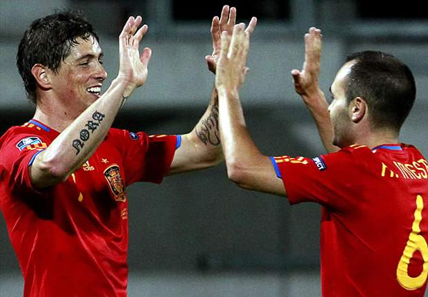 Euro 2012 Preview: Spain – Lithuania